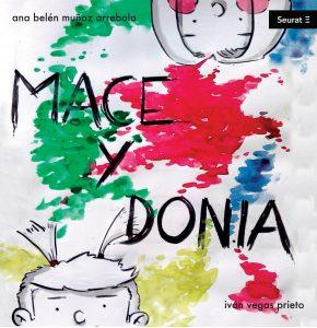 portada Mace y Donia